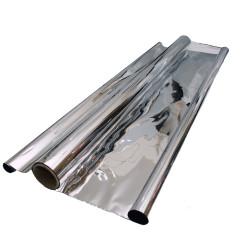 Светотражающая плёнка Ultra Silver Mylar 1,4 х 1 м