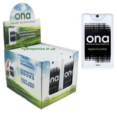 Карманный нейтрализатор запаха Ona Card Spray Apple Crumble 12 мл