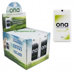 Карманный нейтрализатор запаха Ona Card Spray Fresh Linen 12 мл
