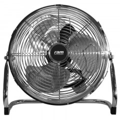 Вентилятор напольный Ram Floor Fan 3 Speed 40 см 100W