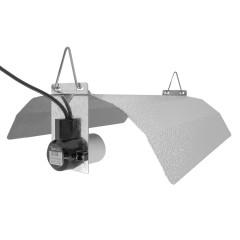 Отражатель Lumii Black Reflector с кабелем 47х40 см