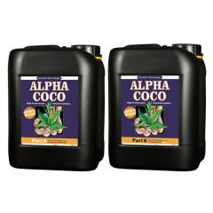 Удобрение Alpha Coco A & B для кокосового субстрата 2 по 5 л